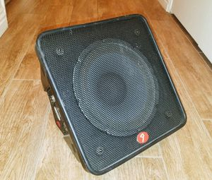 FENDER POWERED MONITOR for Sale in Norco, CA