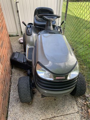 craftsman lawn garden tractors for Sale in Sterling Heights, MI