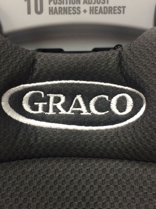 Graco Extended2Fit. 3-in-1 Car Seat