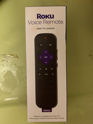 Roku voice remote for Sale in Columbia, TN