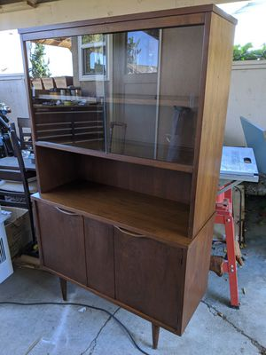 Vintage Mid Century Modern Hutch for Sale in Oregon City, OR