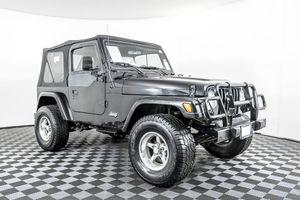 2001 Jeep Wrangler for Sale in Marysville, WA