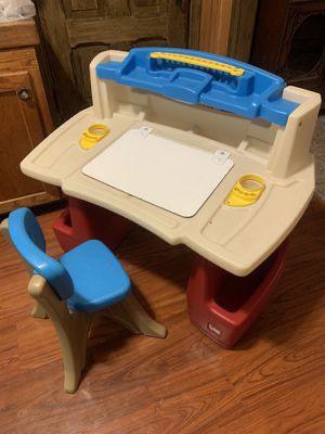 Kids art desk step 2 for Sale in Bakersfield, CA