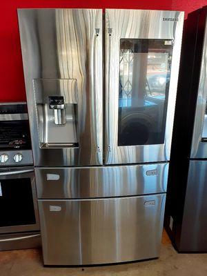 New Samsung 4 Door French Door Family Hub Refrigerator for Sale in Los Angeles, CA