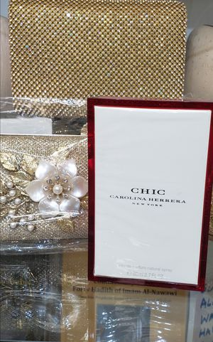 Chic by Carolina Herrera Women's Fragrance 2.7 OZ / 80 ML Perfume/Cologne/Fragrance for Sale in Irving, TX