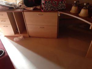 Wood Corner desks for Sale in White Lake charter Township, MI