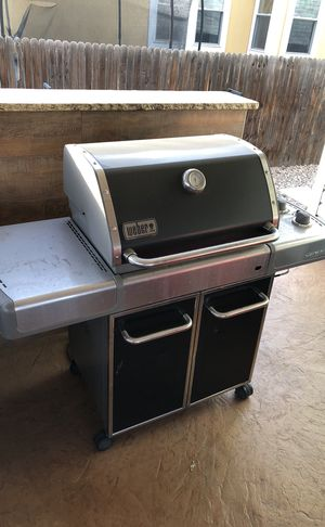 Weber genesis bbq grill for Sale in Littleton, CO