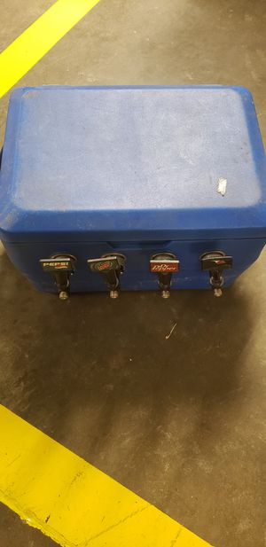 A cooler for keg or premix for Sale in Nitro, WV