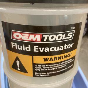Fluid Evacuator for Sale in Bradenton, FL