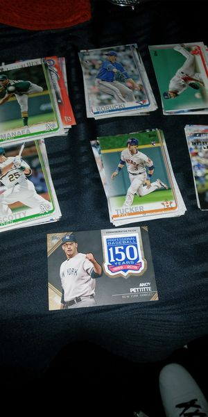 2018 baseball card s its 96 cards for Sale in Washington, DC
