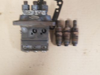 L35 Kubota Injection Pump And Injectors for Sale in Orlando,  FL
