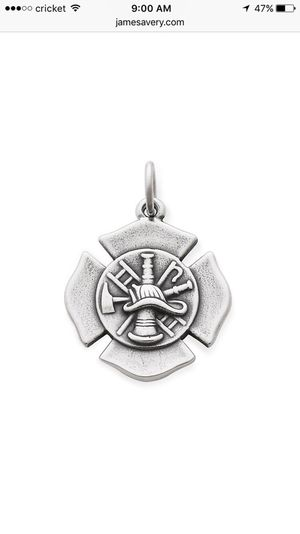 James Avery Firefighter Charm for Sale in Dallas, TX
