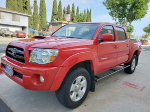 2007 Toyota Tacoma TRD PreRunner Clean Title for Sale in Huntington Park, CA