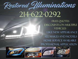 Headlight Restoration for Sale in Grand Rapids, MI