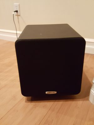 Polk Audio PSW111 subwoofer for Sale in Seattle, WA