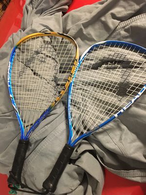 Racquetball rackets for Sale in St. Petersburg, FL