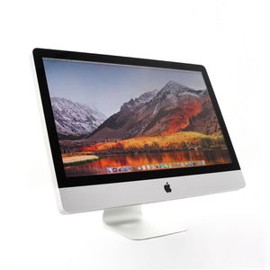 27 inch iMac i7 1 terabyte ssd drive 32 gigs ram OS X high Sierra word excel power point only 1,000 for Sale in Los Angeles, CA