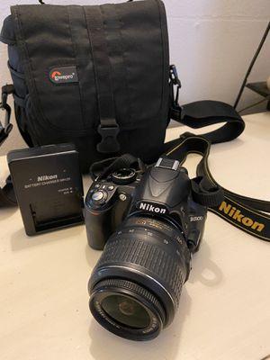 Nikon D3100 digital SLR camera for Sale in Palm Desert, CA