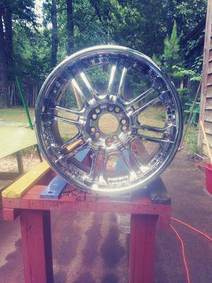 """Set of 4 20"""" x 8 Chrome Rims for Sale in Atlanta, GA"""