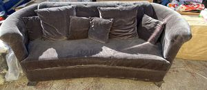 Couch with pillows for Sale in Oakland, CA