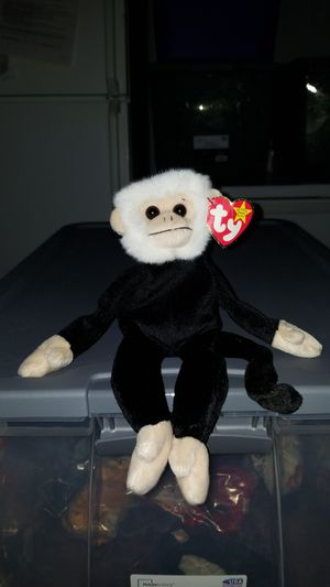 """TY Retired w/Tag Errors Beanie Babies """"Mooch"""" for Sale in Lowell, MA"""