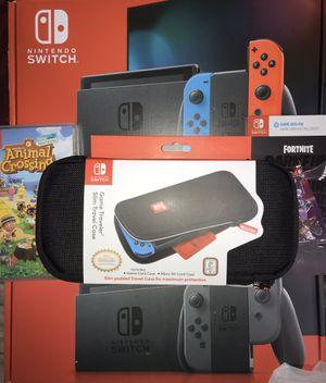 Nintendo Switch Bundle! for Sale in Yeadon, PA