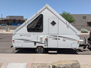 2013 Flagstaff Rockwood A fram pop-up camper trailer for Sale in Tempe, AZ