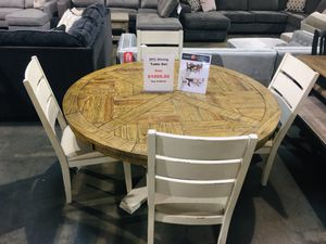 5 Piece Dining Table Set Sale for Sale in Maywood Park, OR