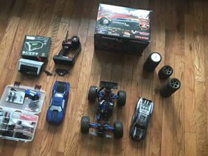 E-Revo Traxxas VXL 1/16 Brushless 4WD for Sale for sale  Bayonne, NJ