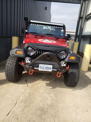 Jeep wrangler 2000 for Sale in Sterling, VA