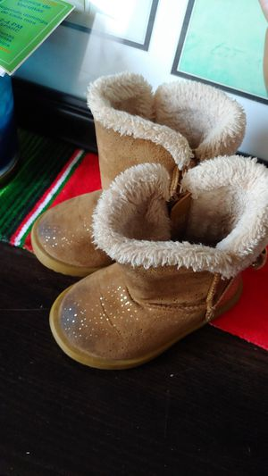 Toddler girl boots for Sale in Oxnard, CA