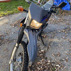 2020 Suzuki Dr200 Street legal for Sale in Walton Hills, OH