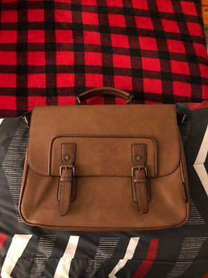 Aldo Brown Leather Messenger Bag for Sale in Tempe, AZ