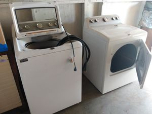 Maytag Bravo Series washer dryer set for Sale in Portland, OR