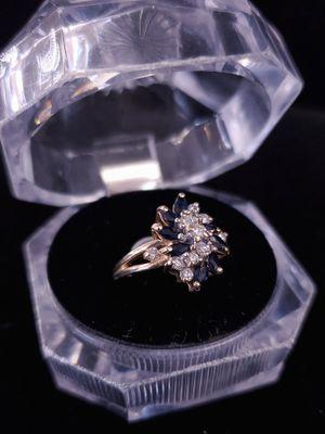 September Birthstone 14K Ring for Sale in Dallas, TX