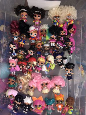 Lol surprise dolls ! - please read description for prices and info for Sale in Aspen Hill, MD