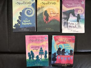 Disney The Never Girls book set for Sale in Rustburg, VA