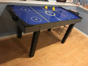 Air hockey table perfect condition for Sale in Tewksbury, MA