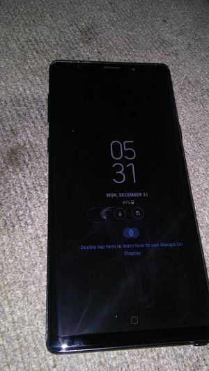 Note 9 samsung for Sale in Atlanta, GA