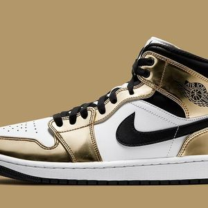 Air Jordan 1 Mid 'Metallic Gold' (Mens) for Sale in Miami, FL