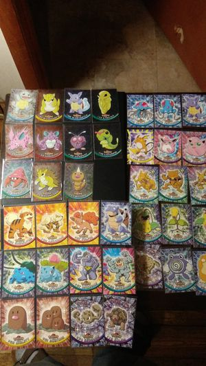 Almost complete original Nintendo cards for Sale in Fall River, MA