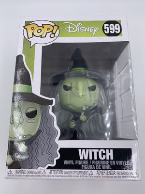 Witch from Nightmare before Christmas Funko pop #599 for Sale in Canoga Park, CA