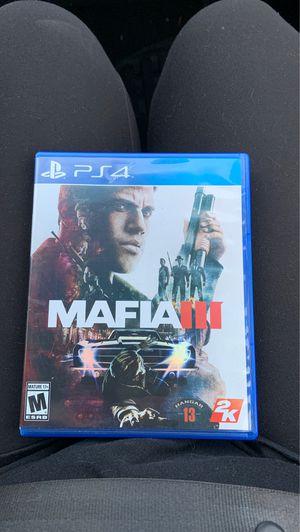 Mafia 3 for Sale in Columbus, OH