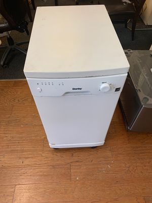 Danby Portable dishwasher works perfect for Sale in Nashville, TN