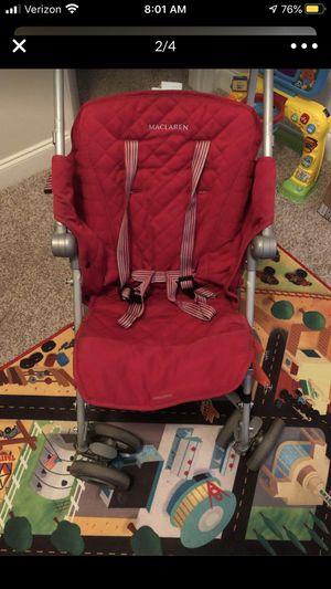Maclaren stroller and tv for Sale in Mebane, NC