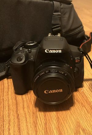 STUNNING CANON T4i CAMERA w/50mm LENS/3 BATTERIES💚💚 for Sale in McKinney, TX