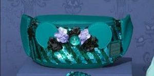 Disney MMMA Haunted Mansion Loungefly Hip Pack for Sale in Auburndale, FL
