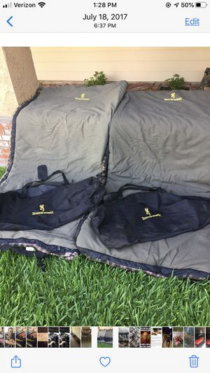 Sleeping Bags $40/Each for Sale in Alta Loma, CA