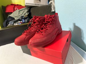 Jordan 12 gym red for Sale in Fresno, CA