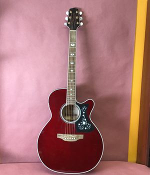 TAKAMINE ACOUSTIC/ELECTRIC GUITAR for Sale in East Los Angeles, CA